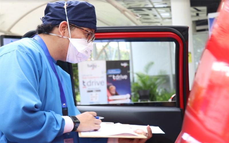 Hanya Agustus, Ini Lokasi Vaksin Covid-19 Gratis Bagi Warga Tangerang,  Banten
