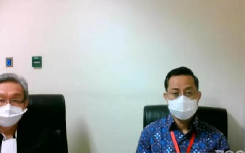 Tok! Korupsi Bansos, Juliari Batubara Divonis 12 Tahun Penjara - Kabar24  Bisnis.com