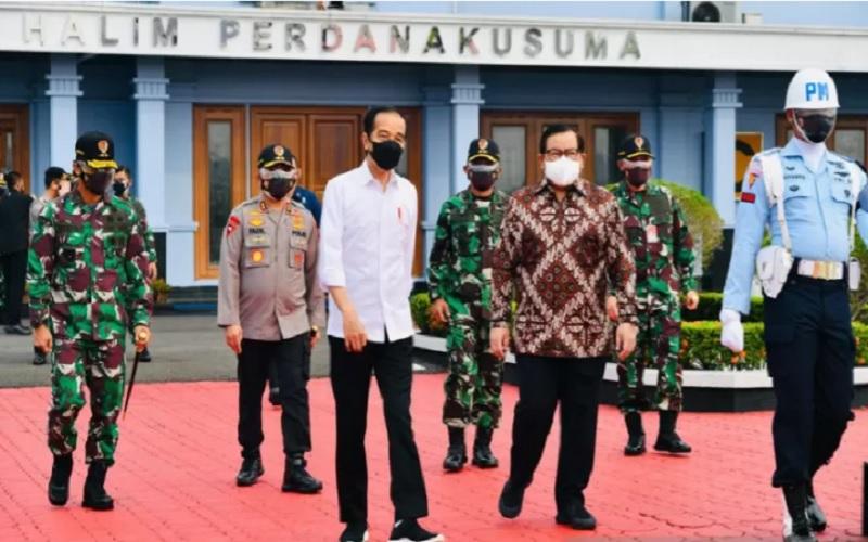 Presiden Yakin Jalan Tol Perlancar Arus Barang