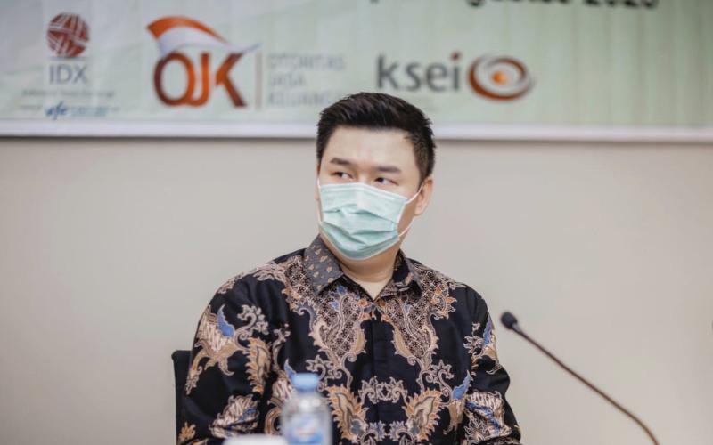 PRESDIR PT MARK DYNAMICS INDONESIA TBK., RIDWAN GOH  : Ekspansi Justru di Tengah Pandemi