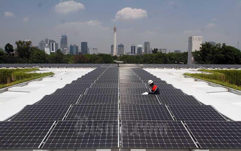 JELAJAH INVESTASI JABAR—JATENG 2021 : Memanen Potensi Energi Hijau Selatan Jateng