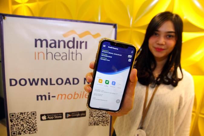 Mandiri Inhealth Luncurkan Aplikasi Mi Mobile Bisnis Com