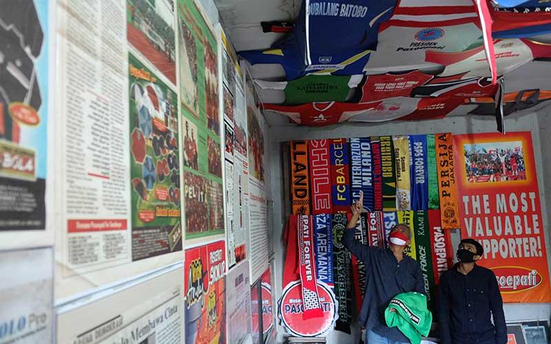 Museum Titik Nol Pasoepati di Solo Tampilkan Pernak Pernik ...