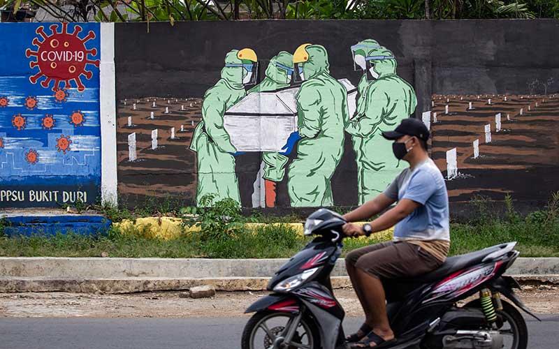 Kasus Covid-19 di Indonesia Menjadi Yang Tertinggi di Asia ...
