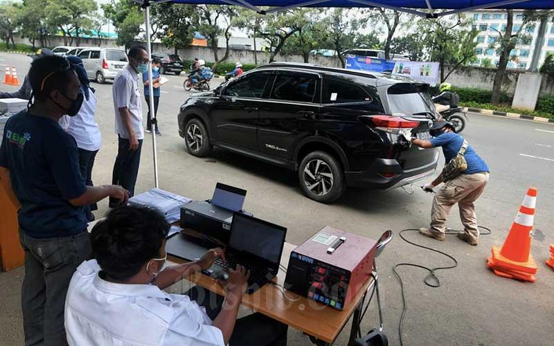 670+ Mobil Listrik Tidak Lulus Uji Emisi HD