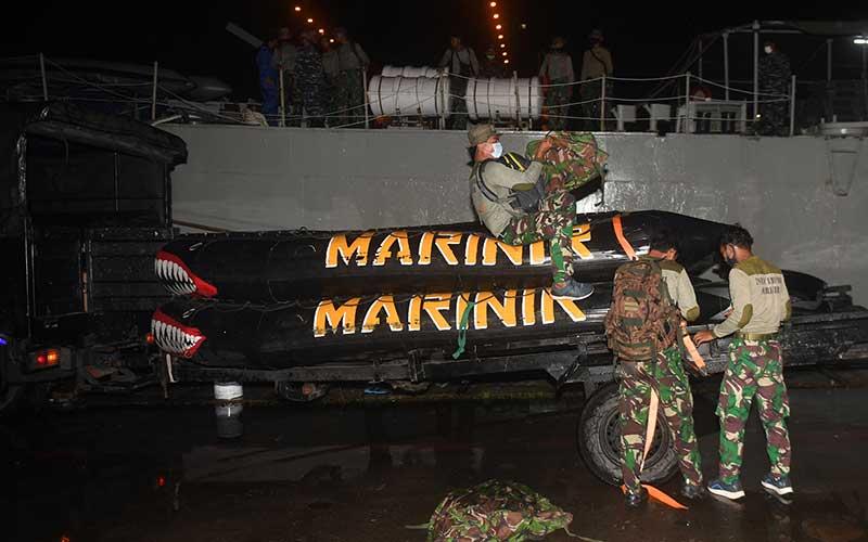 Persiapan Pencarian Pesawat Sriwijaya Air SJY 182 di ...