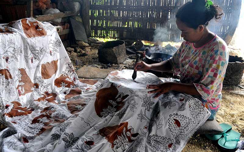 Permintaan Batik di Pamekasan Jawa Timur Mulai Meningkat ...