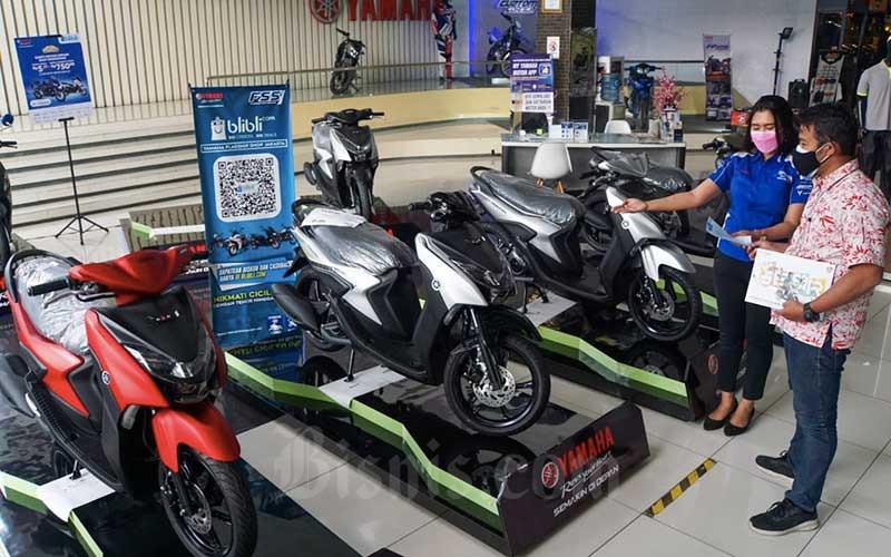 Pemberlakuan PPKM Darurat Membuat Industri Sepeda Motor ...
