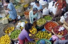 Revitalisasi pasar tradisional akan dibiayai Rp800 juta/unit