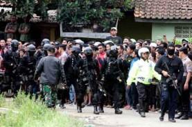 Teroris Ciputat : Wanita Bercadar Ngaku Keluarga 6…