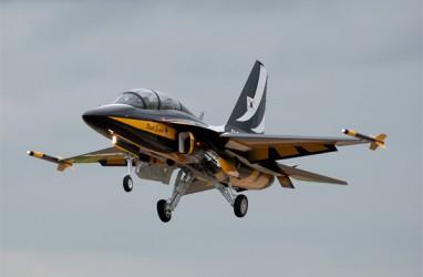 Dua Pesawat Latih Tempur Korea Tiba di Bandara Iswajudi