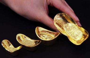 Harga Jual dan Buyback Emas Antam Melonjak Rp8.000/Gram