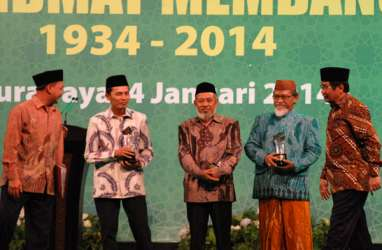 Sukses Kembangkan Ekonomi, 3 Kiai Dapat Penghargaan Ansor
