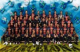 Liga Spanyol: Barcelona Tekuk Elche 4-0