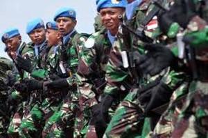 RI Siap Lebih Berperan Jaga Perdamaian Dunia