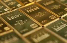 Tahun Baru China Kerek Harga Emas