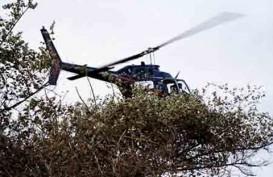 Pesawat Tempur AS Jatuh di Inggris, Empat Awak Meninggal