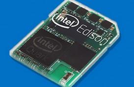 Intel Gebrak Pameran CES 2014 dengan Prosesor Ultra-kecil