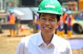 Jokowi Buka Pintu Air Manggarai dan Jembatan Merah, Demi Selamatkan Istana