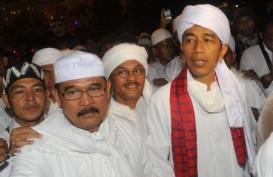 Ribuan Umat Muslim Peringati Maulid Nabi di Monas