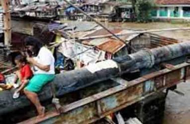 Jakarta, Habis Banjir Terbitlah Sampah