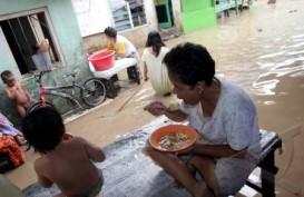 Banjir Sergap 34 Wilayah, 11.972 Warga Ibukota Jadi Pengungsi