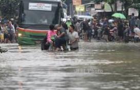 Jokowi: DKI Siaga Banjir 13 Januari-12 Februari 2014