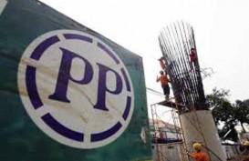 Dana Penawaran Umum Perdana PTPP Masih Sisa Rp200,26 Miliar