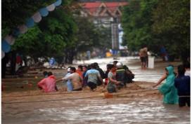 Banjir Bandang Manado Telan 15 Jiwa