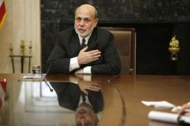 Bernanke Klaim Pengetatan Stimulus Menguatkan Ekonomi…