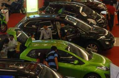 Pertumbuhan Penjualan Mobil Tak Dibarengi Perluasan Pasar