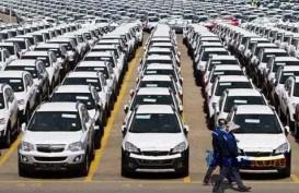 Impor Mobil 2013 Tumbuh 22,36%