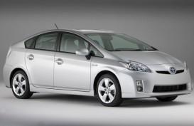 Penjualan Produk Toyota Hibrida Capai 6 Juta Unit