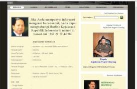 Buron Kakap Adrian Kiki Dijeblos ke LP Cipinang
