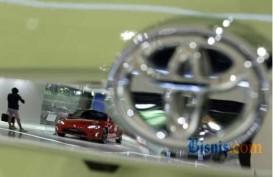 Target Penjualan Toyota Motor Ketinggian?