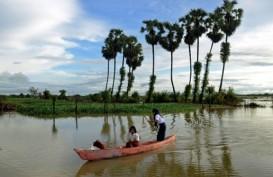 Terendam Banjir, Sawah 19.000 Ha di Subang Berpotensi Rusak