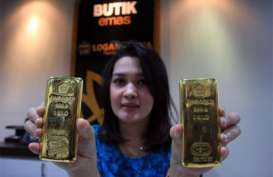 Harga Jual & Buyback Emas ANTM Serentak Turun Rp6.000