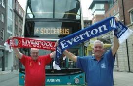 Liga Inggris: Jelang Derby Merseyside ke-222 Liverpool versus Everton