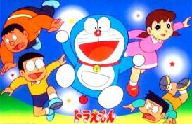 Kampanye Love.Life, Sharp Pilih Karakter Kartun Doraemon