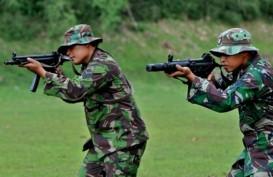 TNI Beri Pelatihan SDM & Bela Negara ke PT Kawasan Berikat Nusantara