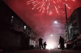 Petasan Tahun Baru China Halau Kekuatan Jahat