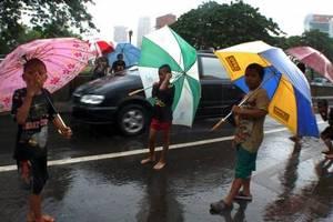 Liburan Imlek 2014, Waspadai Hujan Lebat di Kepulaun Seribu dan Jakut
