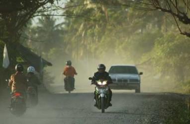 Jalan Raya Pekalongan – Banjarnegara Ambles