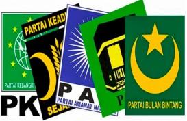 Popularitas Partai Islam Jeblok, Nasionalis Naik Daun