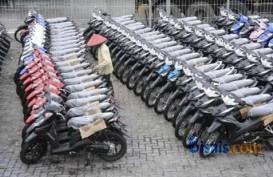 Terhambat Banjir, Penjualan Sepeda Motor Tetap Moncer