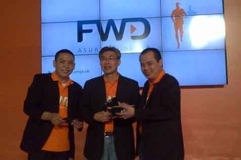 Peluncuran FWD Life - Bisnis