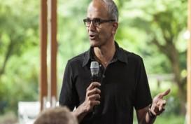 Terpilih Jadi CEO Microsoft, Satya Nadella Bilang Ini