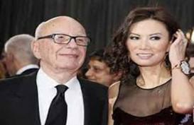 Surat Cinta Mantan Istri Rupert Murdoch Ke Tony Blair Terungkap