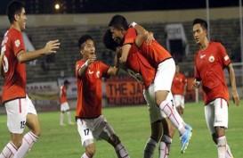Persija VS Semen Padang 2-0, Geser Persib Di Klasemen ISL