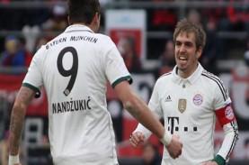 Bayern Munich Perpanjang Rekor Tak Terkalahkan